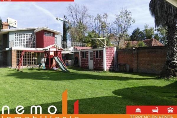 Foto de terreno habitacional en venta en monte alban , santa cruz buenavista, puebla, puebla, 8842091 No. 03
