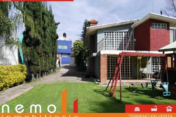 Foto de terreno habitacional en venta en monte alban , santa cruz buenavista, puebla, puebla, 8842091 No. 04
