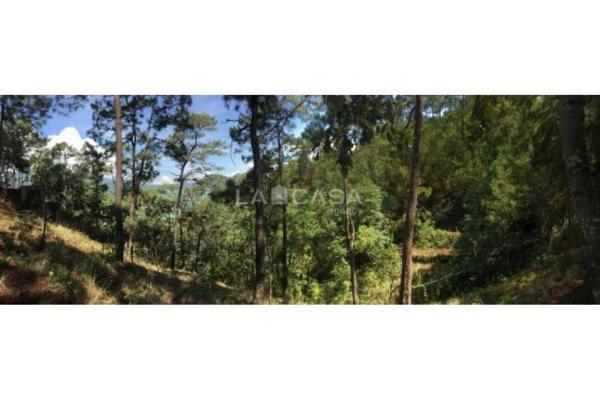 Foto de terreno habitacional en venta en monte alto 0, monte alto, valle de bravo, méxico, 5413444 No. 08