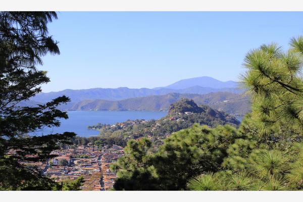 Foto de terreno habitacional en venta en  , monte alto, valle de bravo, méxico, 5966159 No. 01
