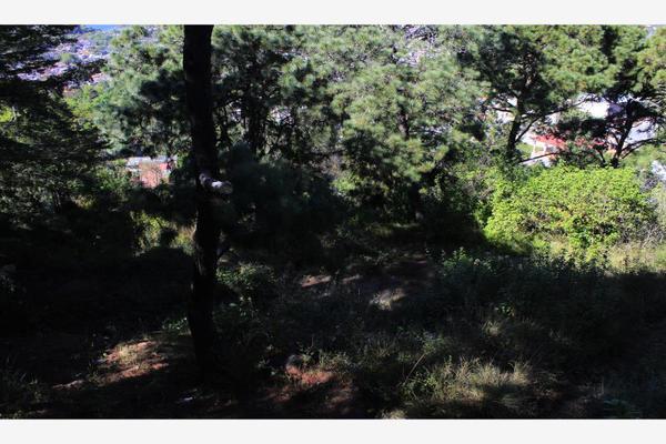 Foto de terreno habitacional en venta en  , monte alto, valle de bravo, méxico, 5966159 No. 08