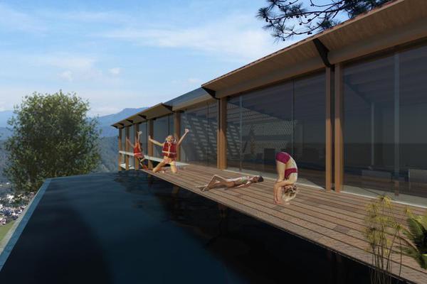 Foto de terreno habitacional en venta en  , monte alto, valle de bravo, méxico, 5966159 No. 18