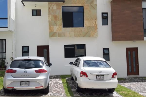 Foto de casa en condominio en renta en monte blanco juriquilla , juriquilla, querétaro, querétaro, 8899370 No. 01