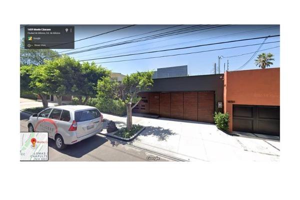 Foto de casa en venta en monte caucaso 1465, lomas de chapultepec vii sección, miguel hidalgo, df / cdmx, 0 No. 01