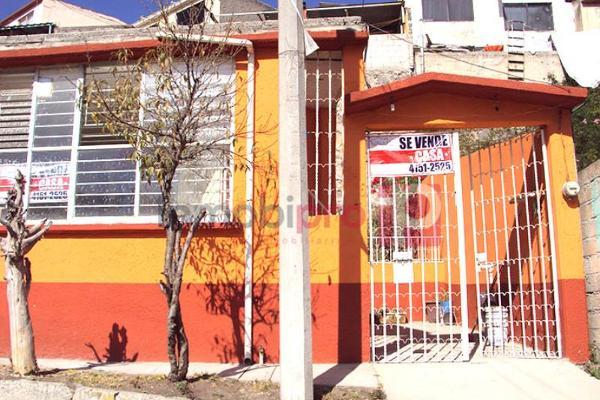 Foto de casa en venta en monte chimborazo 226, parque residencial coacalco, ecatepec de morelos, méxico, 5832437 No. 01