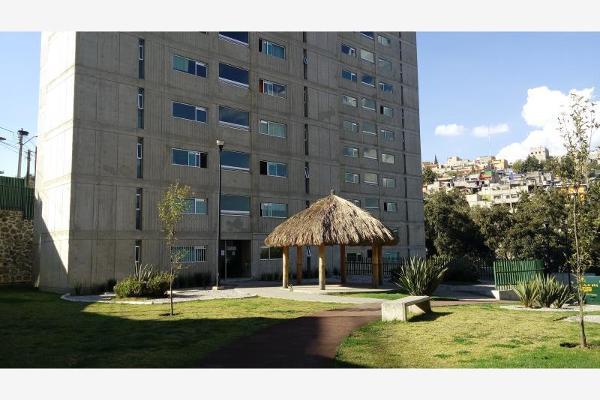 Foto de departamento en renta en monte de la cruz esquina con monte calvario , bosque real, huixquilucan, méxico, 4649465 No. 08