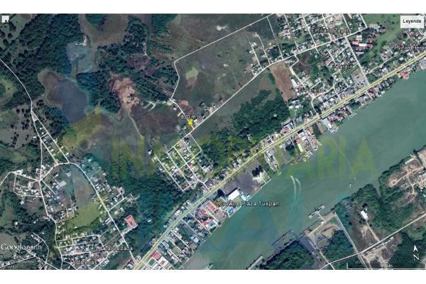 Foto de terreno habitacional en venta en  , monte grande, tuxpan, veracruz de ignacio de la llave, 5741620 No. 12