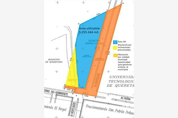 Foto de terreno comercial en venta en monte sacro 1, el vergel fase ii, querétaro, querétaro, 8115525 No. 01