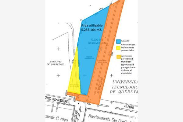 Foto de terreno comercial en venta en monte sacro 1, el vergel fase i, querétaro, querétaro, 8115525 No. 01