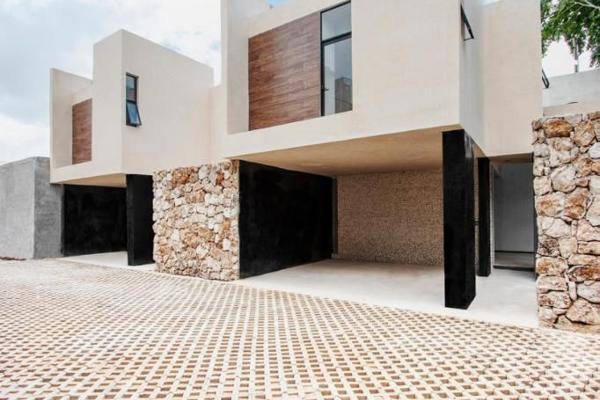 Foto de casa en venta en  , montebello, mérida, yucatán, 13478616 No. 01