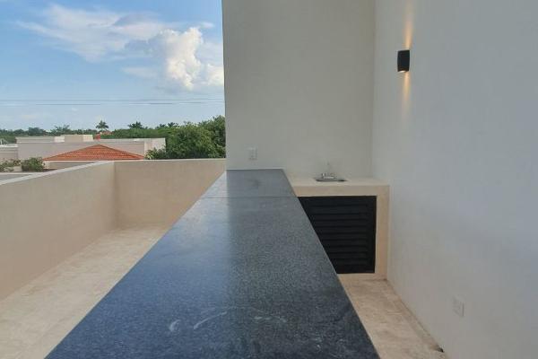 Foto de departamento en venta en  , montebello, mérida, yucatán, 13487140 No. 23