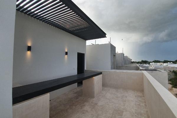 Foto de departamento en venta en  , montebello, mérida, yucatán, 13487140 No. 30