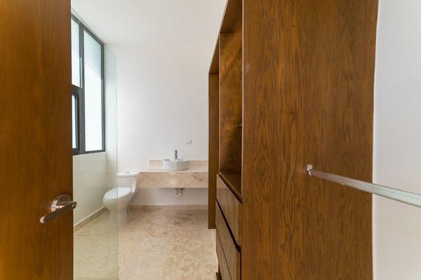 Foto de departamento en venta en  , montebello, mérida, yucatán, 14028944 No. 04