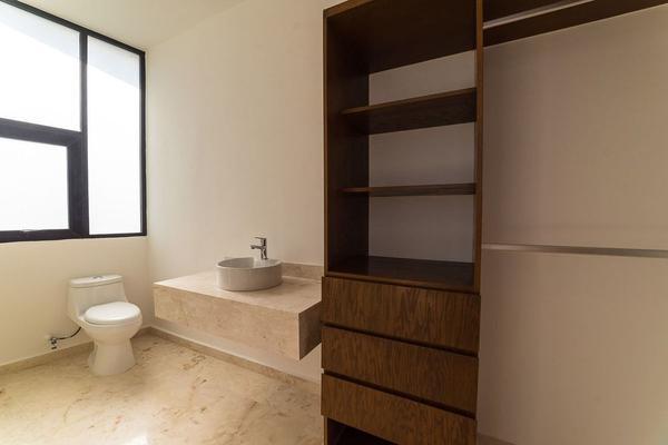 Foto de departamento en venta en  , montebello, mérida, yucatán, 14028944 No. 09