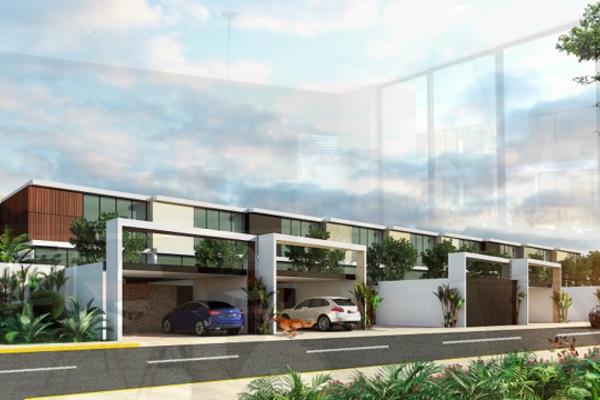 Foto de casa en venta en  , montebello, mérida, yucatán, 14028960 No. 01