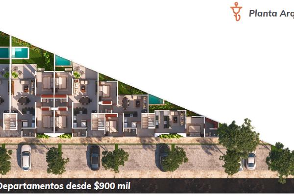 Foto de departamento en venta en  , montebello, mérida, yucatán, 14030366 No. 09