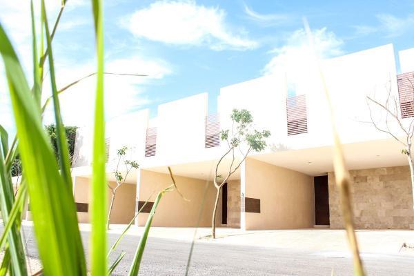 Foto de casa en venta en  , montebello, mérida, yucatán, 17222663 No. 01
