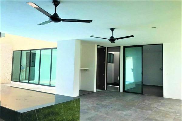 Foto de casa en venta en  , montebello, mérida, yucatán, 21023494 No. 21