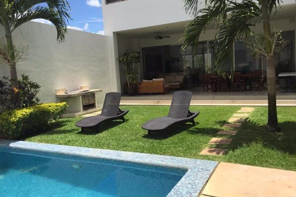 Foto de casa en renta en  , montebello, mérida, yucatán, 3426676 No. 13