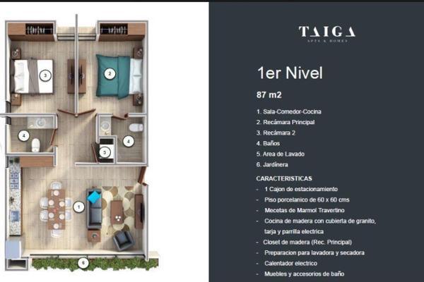 Foto de departamento en venta en  , montebello, mérida, yucatán, 5681925 No. 12