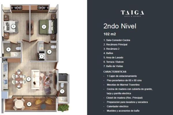 Foto de departamento en venta en  , montebello, mérida, yucatán, 5681925 No. 13