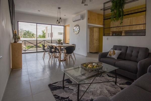 Foto de departamento en venta en  , montebello, mérida, yucatán, 5945005 No. 02