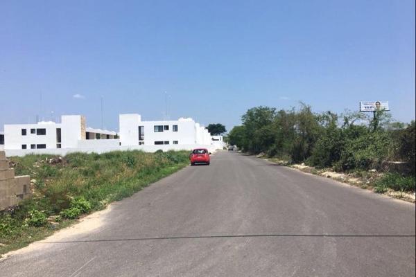 Foto de terreno habitacional en venta en  , montebello, mérida, yucatán, 7856487 No. 03