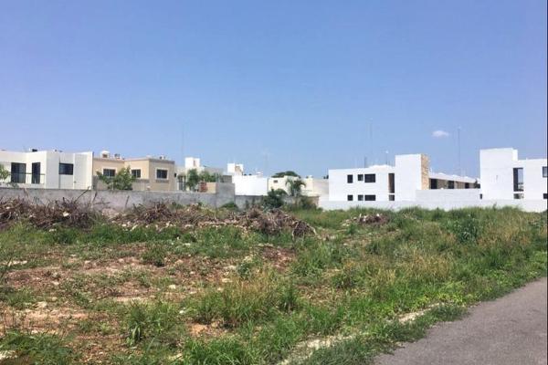 Foto de terreno habitacional en venta en  , montebello, mérida, yucatán, 7856487 No. 04