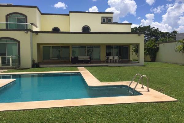 Foto de casa en venta en  , montebello, mérida, yucatán, 7860212 No. 01