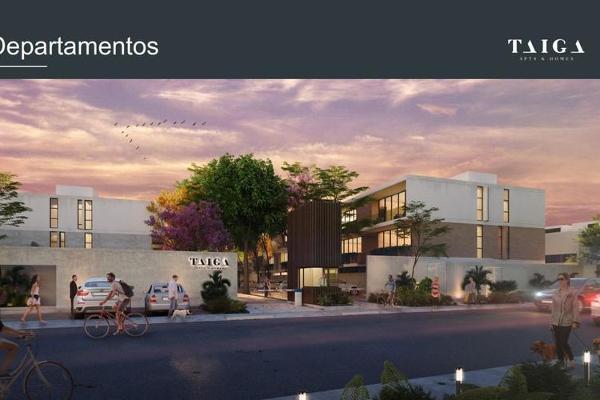 Foto de departamento en venta en  , montebello, mérida, yucatán, 7860970 No. 01