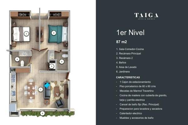 Foto de departamento en venta en  , montebello, mérida, yucatán, 7860970 No. 03