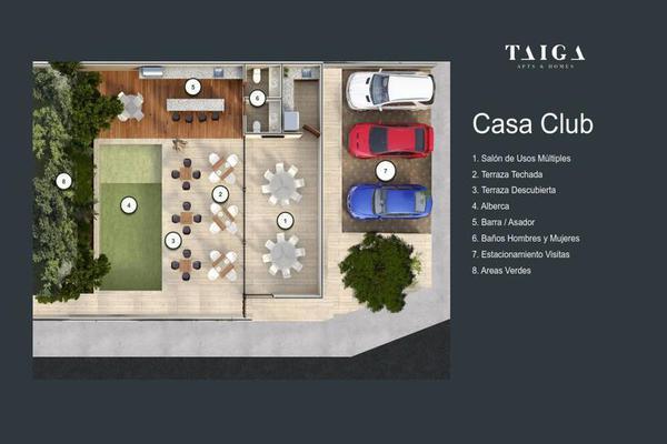 Foto de departamento en venta en  , montebello, mérida, yucatán, 7861085 No. 05