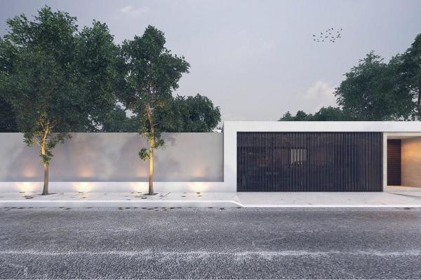 Foto de casa en venta en  , montebello, mérida, yucatán, 7861285 No. 01