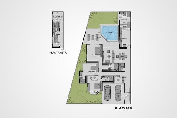 Foto de casa en venta en  , montebello, mérida, yucatán, 7861285 No. 02