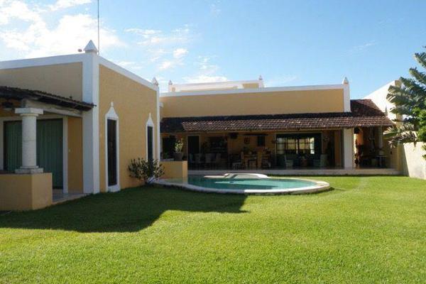 Foto de casa en venta en  , montebello, mérida, yucatán, 7861345 No. 01