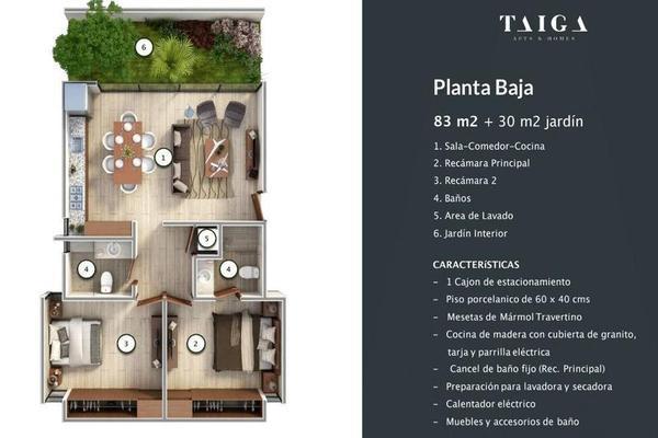 Foto de departamento en venta en  , montebello, mérida, yucatán, 7861535 No. 06