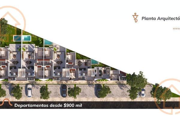 Foto de departamento en venta en  , montebello, mérida, yucatán, 8098865 No. 08
