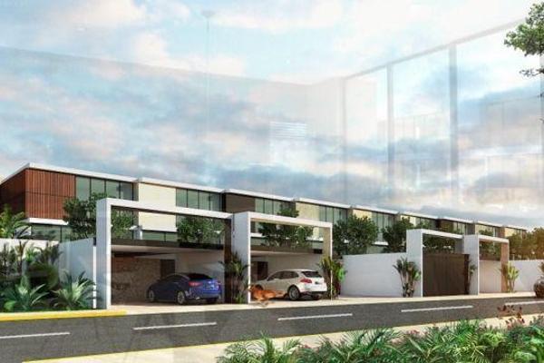 Foto de casa en venta en  , montebello, mérida, yucatán, 8100075 No. 01