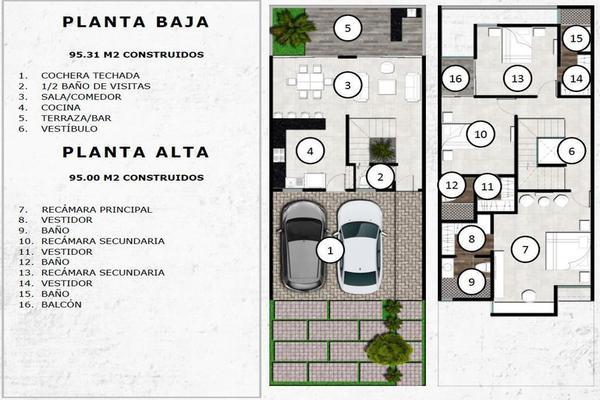 Foto de casa en venta en  , montebello, mérida, yucatán, 8100616 No. 04