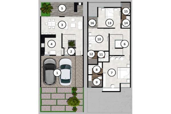 Foto de casa en venta en  , montebello, mérida, yucatán, 8323567 No. 39