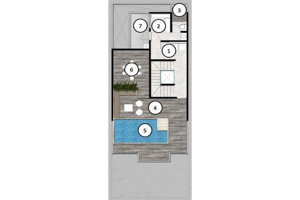 Foto de casa en venta en  , montebello, mérida, yucatán, 8323567 No. 40