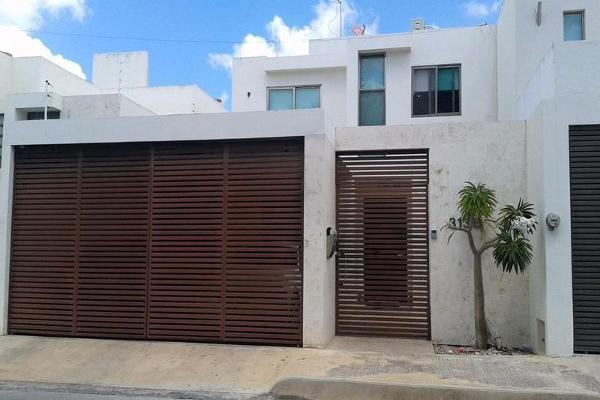 Foto de casa en venta en  , montebello, mérida, yucatán, 8423075 No. 01