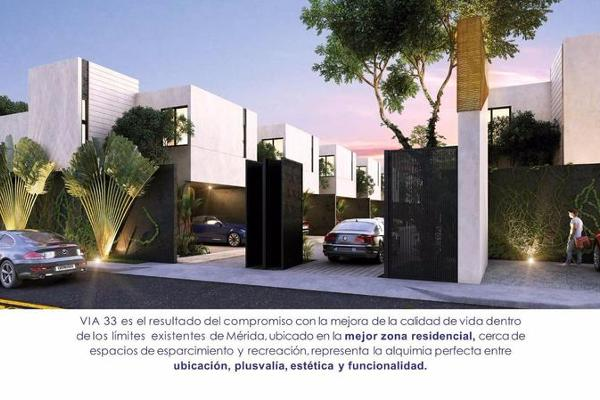 Foto de casa en venta en  , montebello, mérida, yucatán, 8424120 No. 01
