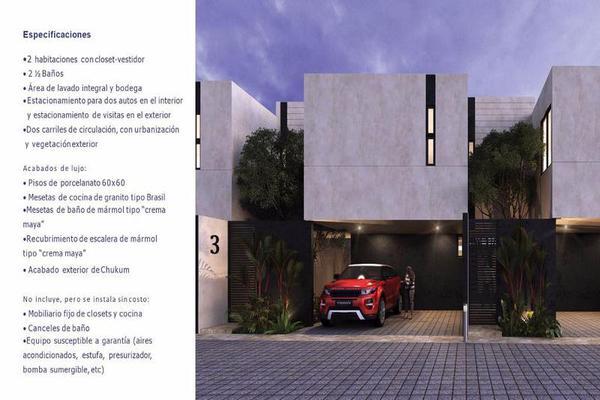 Foto de casa en venta en  , montebello, mérida, yucatán, 8424120 No. 03