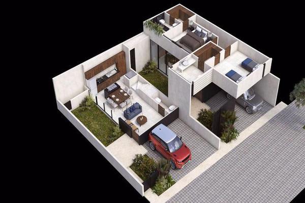 Foto de casa en venta en  , montebello, mérida, yucatán, 8424120 No. 09