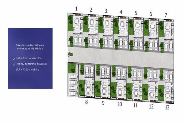 Foto de casa en venta en  , montebello, mérida, yucatán, 8424120 No. 13