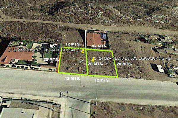 Foto de terreno habitacional en venta en  , montecarlo 2, playas de rosarito, baja california, 8043223 No. 10