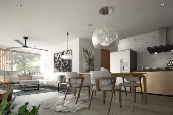 Foto de departamento en venta en  , montecristo, mérida, yucatán, 14027386 No. 02