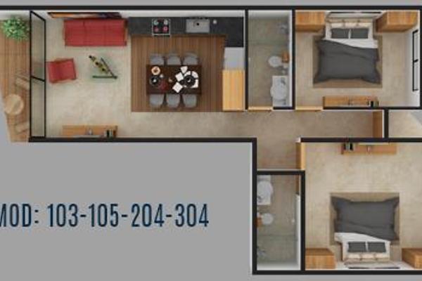 Foto de departamento en venta en  , montecristo, mérida, yucatán, 5878665 No. 12