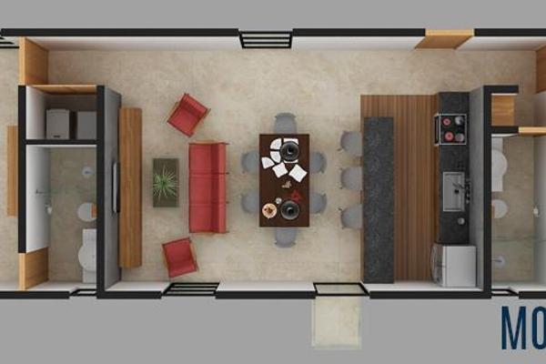 Foto de departamento en venta en  , montecristo, mérida, yucatán, 5878665 No. 18
